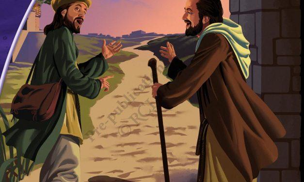 Discipleship, forgiveness and gratuity
