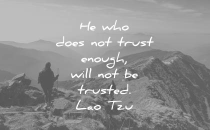 "Who do you say that I am?"" (1): Trust"